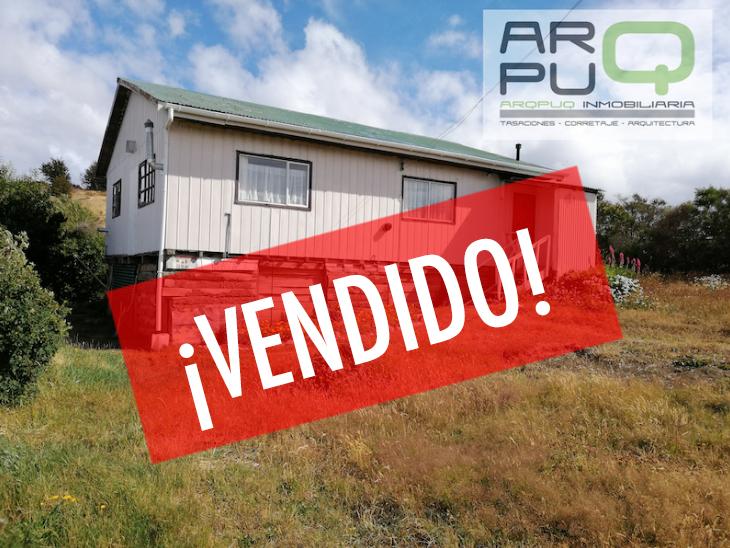 Se vende Parcela Sector Sur Punta Arenas
