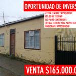 Se vende casa con gran terreno en el Barrio San Miguel